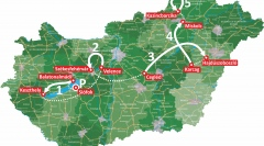 PARDUS-TUFO Prostějov na Tour de Hongrie a Eurosportu