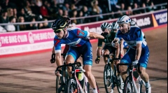 Prostějovští závodníci po boku světových hvězd na Six Day vLondýně