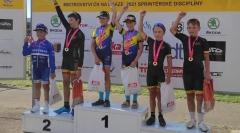 MČR ve sprinterských disciplínách – 23 cenných kovů na krku prostějovských!