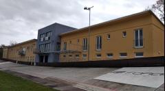 Úspěšné dokončení rekonstrukce zázemí Prostějovského velodromu