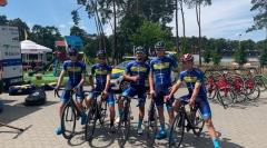 První body do žebříčku UCI pro Tufo Pardus Prostějov