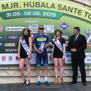 Elitní tým se postavil na start závodu kategorie UCI 2.1 vPolsku