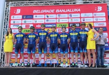 Karel Tyrpekl vybojoval body UCI na Belgrade Banjaluka UCI 2.1