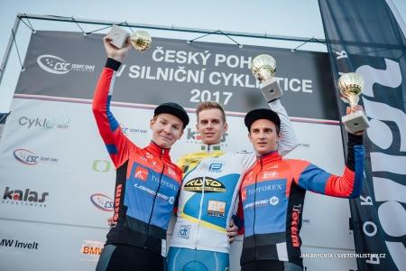 Jakub Otruba v Plzni zvítězil v kategorii U23