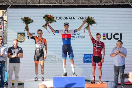 Historický úspěch TUFO-PARDUS Prostějova na silničním mistrovství republiky