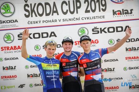 Tyrpekl druhý vkategorii U23 vrámci 5. ŠKODA CUPu