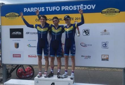 Mladí prostějovští závodníci se předvedli na domácím poháru