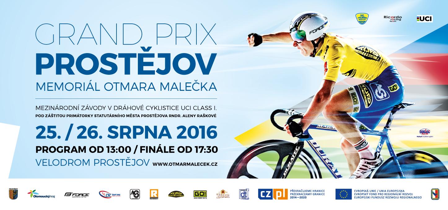 GP Prostějov - Memoriál Otmara Malečka 2016