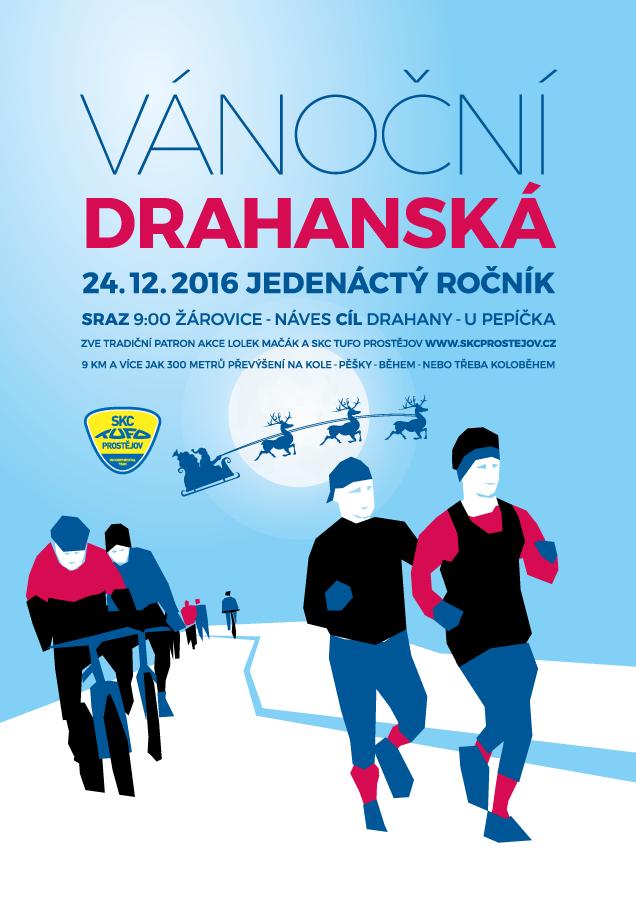 Vánoční Drahanská 2016